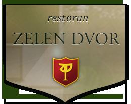 Zelendvor Restoran